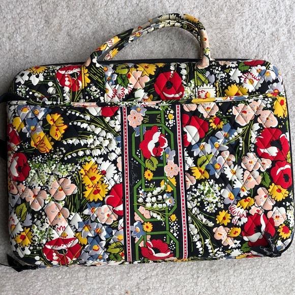 12f6c0824450 Vera Bradley Poppy Fields Laptop Travel Case. M 5aac913f3afbbd391cc2ad1a. Other  Bags ...